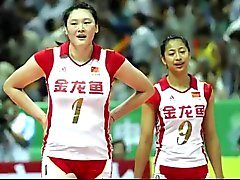Pacote china volley