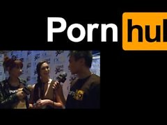 PornhubTV Holly Michaels Interview at 2014 AVN Awards