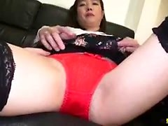 Japanese MILFs Lick Lollipops And Pussy Uncensored