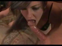 Bobbi Starr Gets Her Mouth Drilled