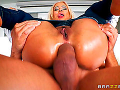 Movie Scene porno in HD Anal About My Jeans menacing-fearsome Luna Star BRAZZER