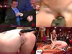 BDSM Split Screen - Kink Pblic Discrase