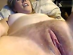 Amateur Lesbian Couple Playing