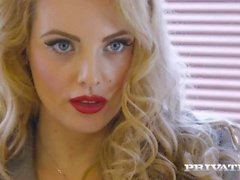'PRIVATE com - Busty British Office Slut Sienna Day Milks Her Boss Cock Dry