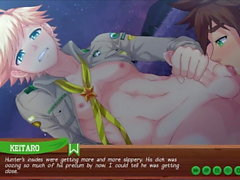 Camp Buddy Hunter and Keitaro all sex scenes