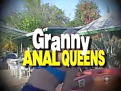 Granny - do Queens Anal