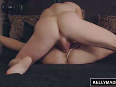RYAN MADISON Creampie ile Marilyn Mansion Wakes