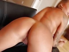HHHONEYS: Fit Tattooed Slut Deepthroats & Ass Fucks BBC