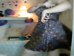 Caroline hot webcam dance